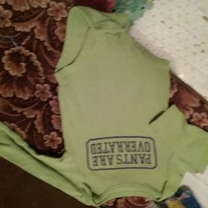 Little boys onesie by Old Navy. Size 12-18 mths.